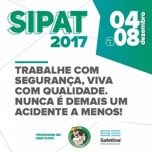 Safetline realiza semana de prevenção em acidentes de trabalho