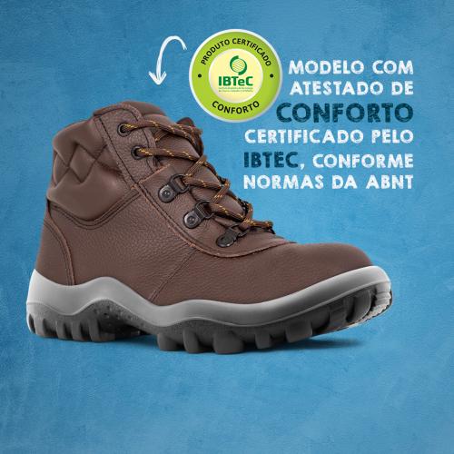 Calçados Safetline – Conforto Comprovado