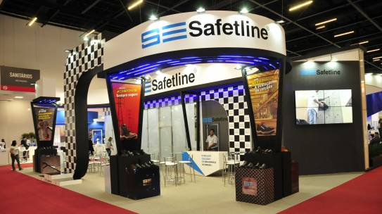 Safetline na Feira Internacional de Segurança e Proteção – FISP 2018