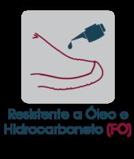 Calçado de segurança resistente a óleo e hidrocarbonetos (FO)