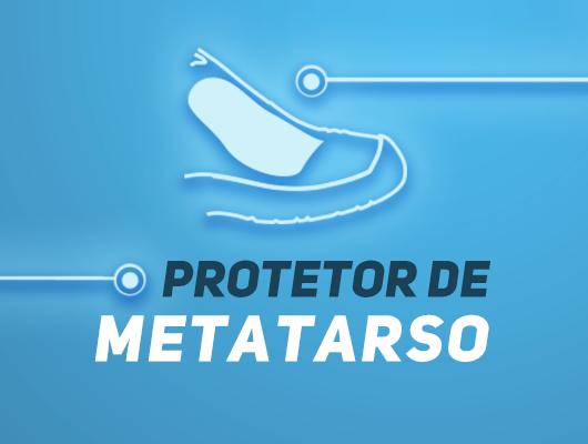 Tecnologias safetline - Protetor de Metatarso (M)