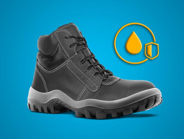 calçado waterproof
