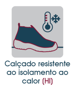 Resistente ao isolamento ao calor (HI)