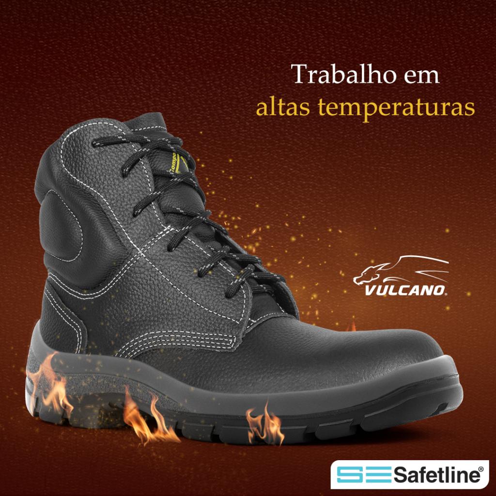 Segurança no trabalho em altas temperaturas