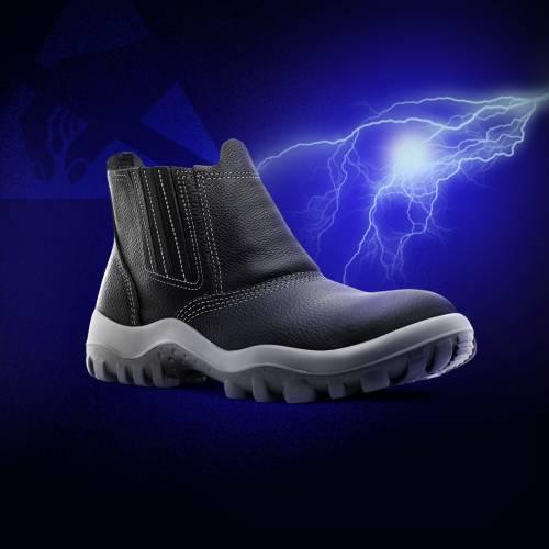 Qual a importância dos calçados antiestáticos?